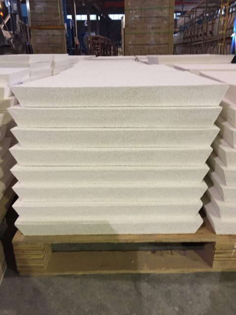 Alcan Corporation Ceramic foram filter supplier