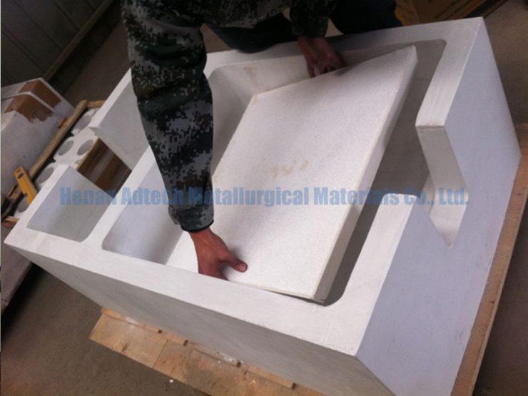 Ceramic Foam Filter Molten Metal Filtration