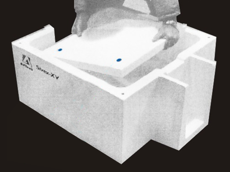 Aluminium casting Ceramic foam filter
