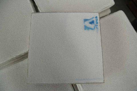 Ceramic Foam Filter Suppliers