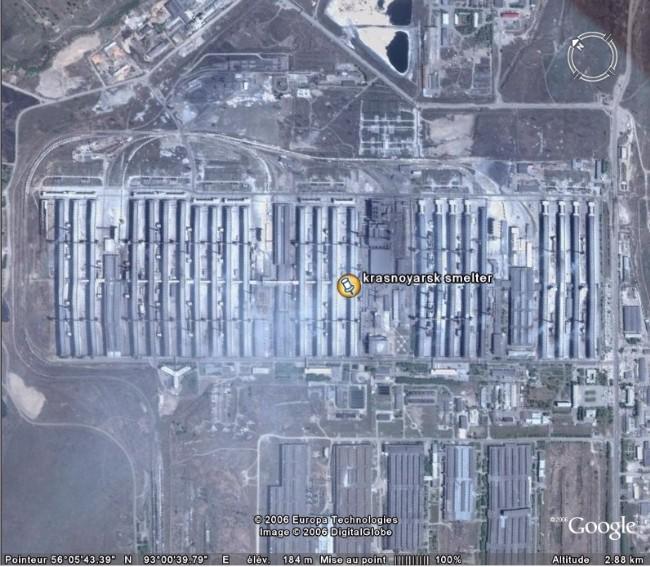 Krasnoyarsk Aluminium