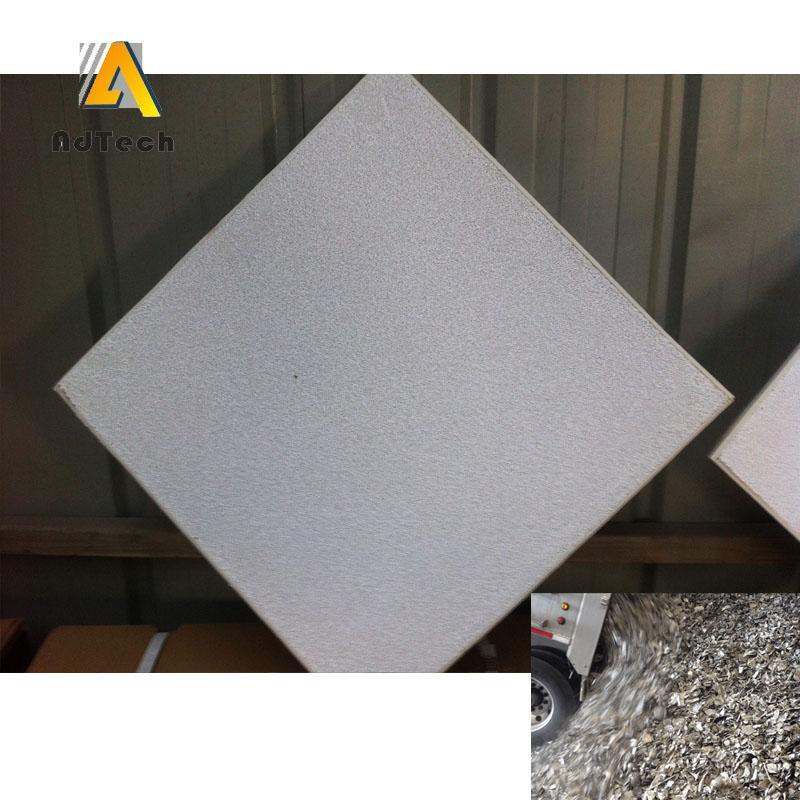 Alumina ceramic foam filter for aluminium casting