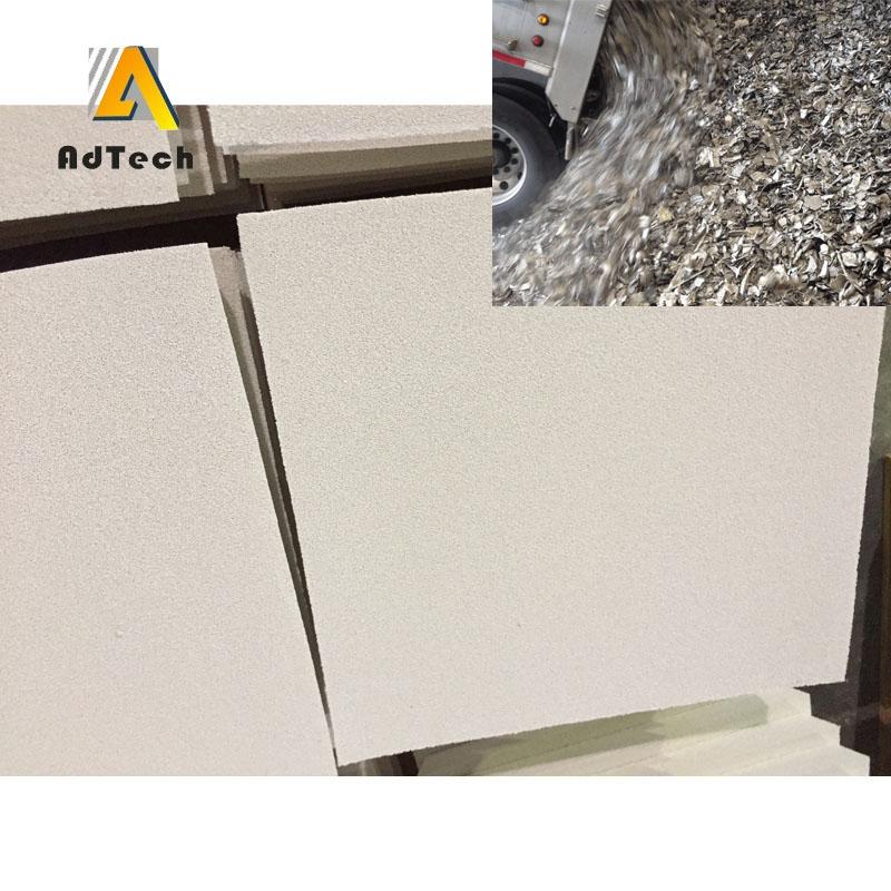 Aluminium Continuous Casting Foam Furnace Filter