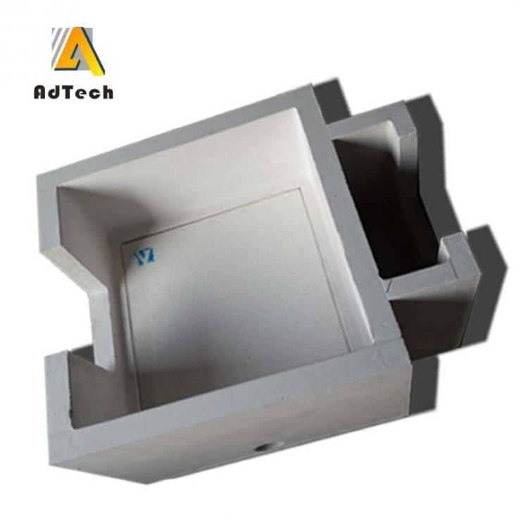 Instructions for Aluminum Casting Using Ceramic Disc Filter