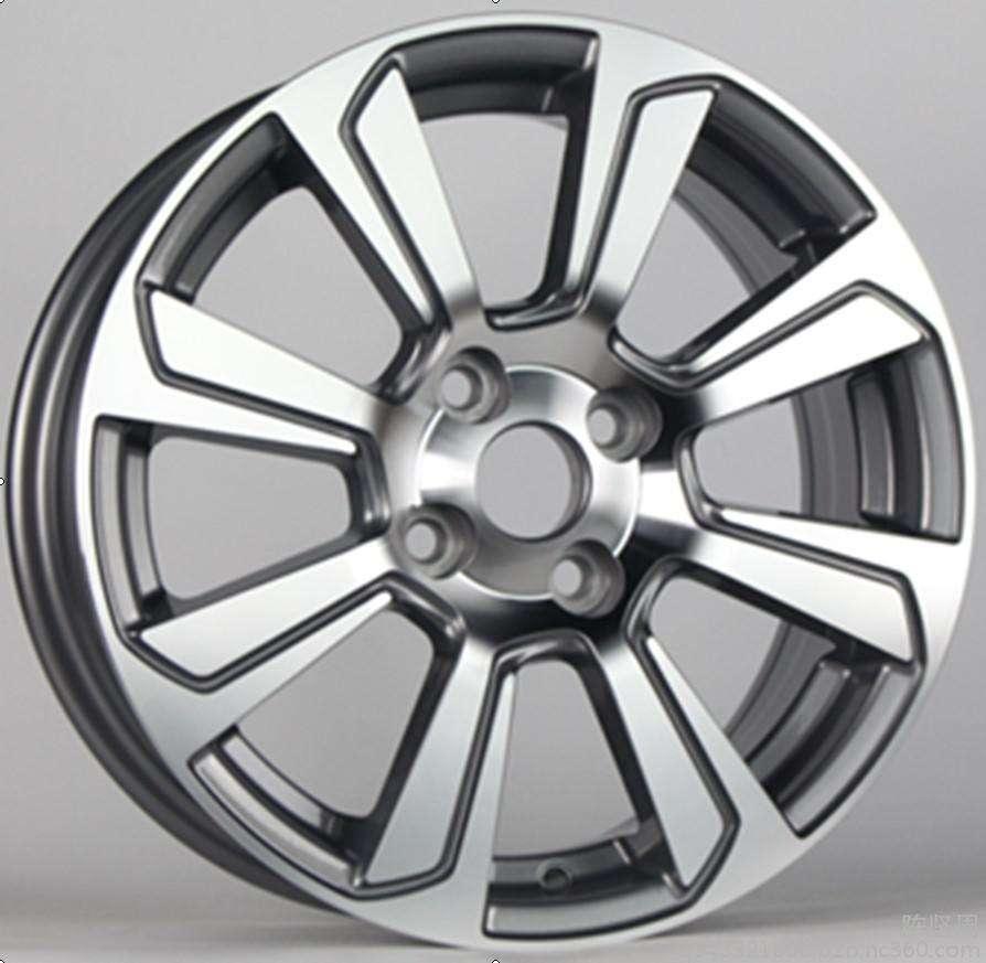 Automotive aluminum frame