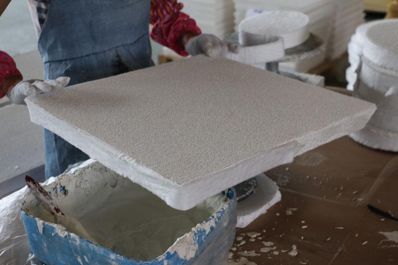 Ceramic Filter Foundry for Casting