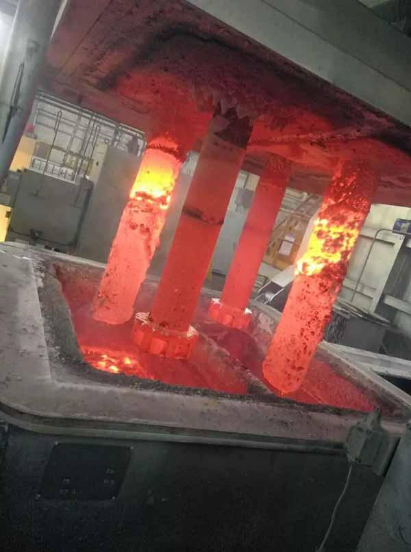 Degassing Aluminum Alloys