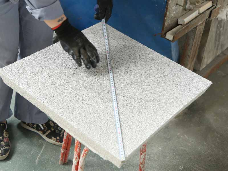 Foam Ceramic Filter Filtration