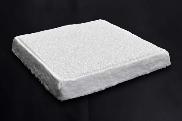 Ceramic Foam Filter Montenegro Aluminium Smelter