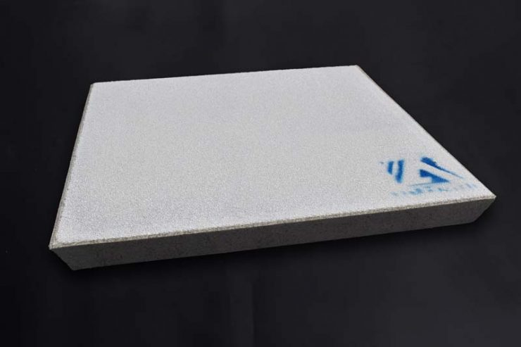 Ceramic Foam Filter Montenegro Uniprom