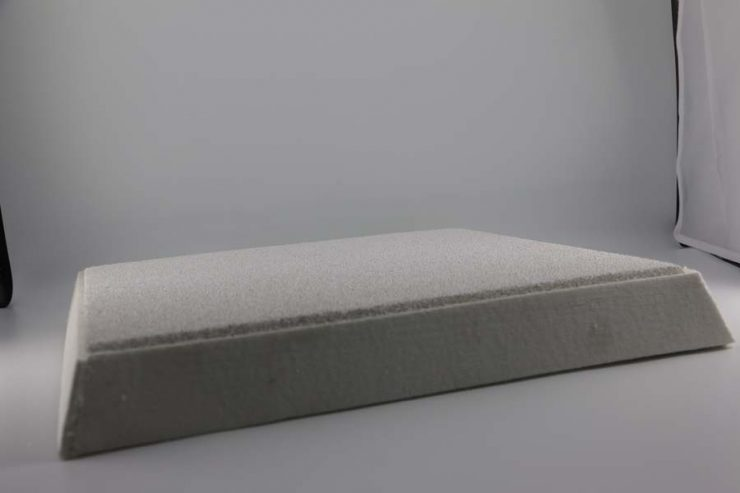 Foam Ceramic Filter Aluminium Jupiter