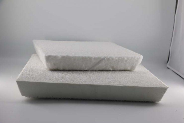 Foam Ceramic Filter Nordural Aluminum