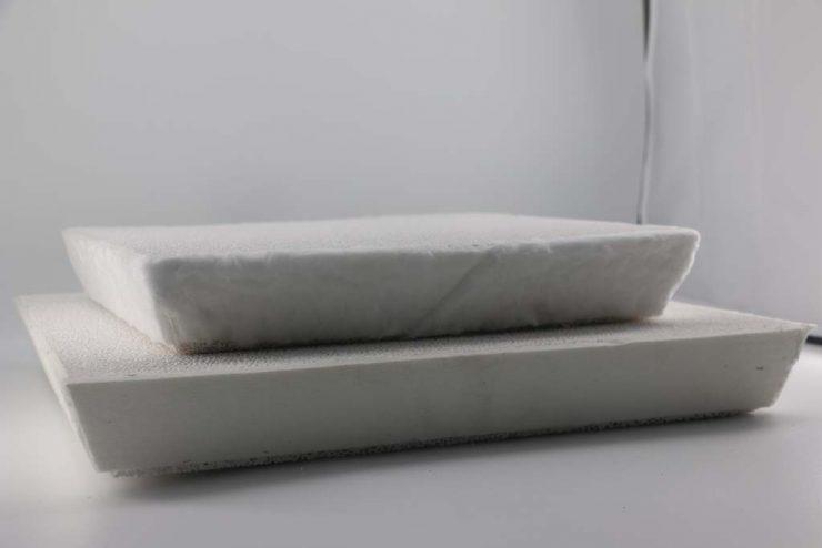 Foam Ceramic Filter Straumsvik Aluminium