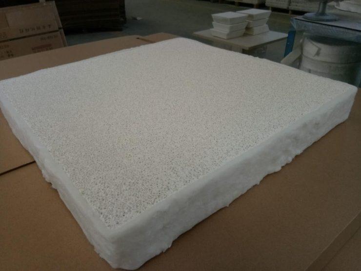 Molten Aluminum Filter Kmc Aluminum