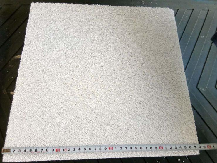Molten Aluminum Filter NALCO